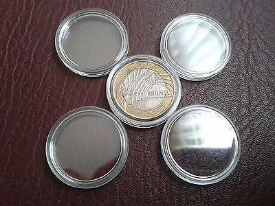 10 x Lighthouse Coin Capsules - Choose any Size - Mix'n'Match sizes