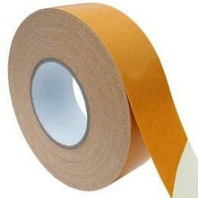 "SK MAX HEAVY DUTY Double Sided Banner Hem Tape - 3/4"" x 36yds 1Roll"