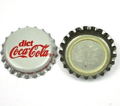 Diet Coca Cola Coke Kronkorken USA Soda Bottle Cap