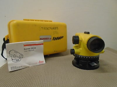 Leica Runner 20 Automatic Level 727585