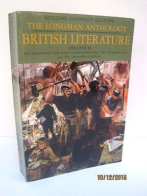 The longman anthology of british literature volume b second compact the longman anthology of british literature volume b second compact edition fandeluxe Choice Image