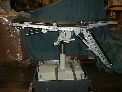 Atlantic Industries Field  Surgical Table E99-001, Model 300