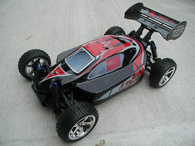 RC RTR 1/10 EP Brushless Motor 4WD Buggy