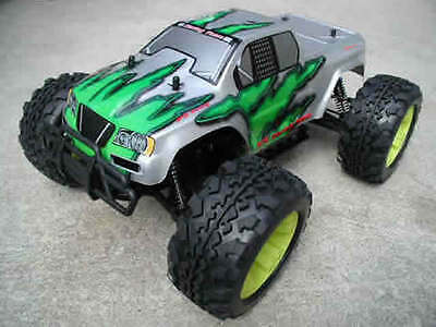 RC RTR 1/10 EP Brushless Motor 4WD Monster Truck COOL