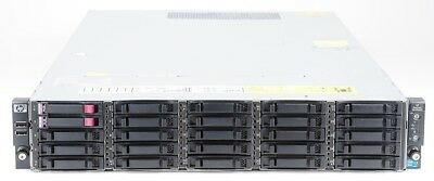 HP ProLiant SE326M1 Storage Server 2x Xeon E5645 Six Core 2.4 GHz 16 GB RAM