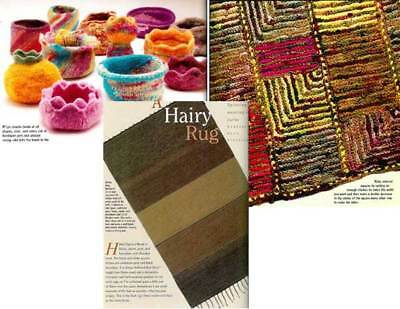 Spin-off magazine summer 2003: hair rug, perendale, bowls