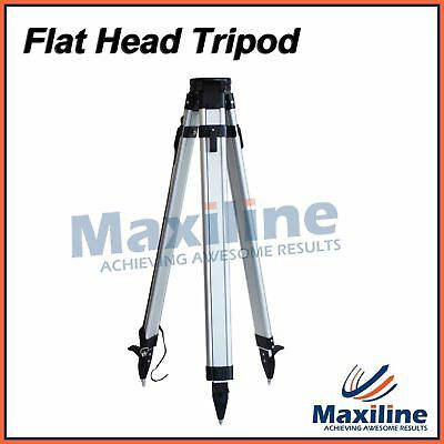Flat Head Aluminium Tripod for Rotating Rotary Laser level Dumpy Level ST-2