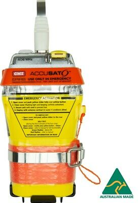 Gme Mt600 Aus Mt600Aus Epirb 406Mhz Emergency Beacon Radio Plb Beacon Manual