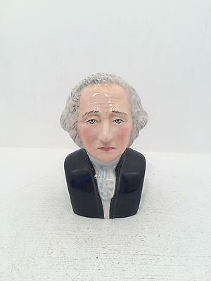 Manor Collectables American Presidents George Washington Toby Jug 19 of 1500