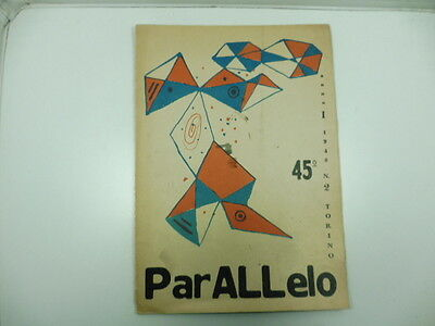 AA.VV., 45 parallelo. Anno I, 1948, n. 2