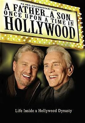 FATHER A SON: ONCE UPON A TIME IN HOLLYWOOD Region Free DVD - Sealed