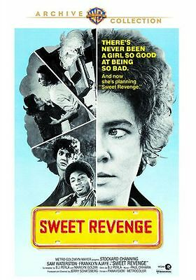 SWEET REVENGE - (1976 Stockard Channing) Region Free DVD - Sealed