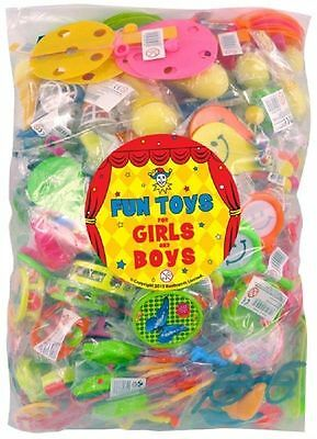 100 Childrens Party Bag Fillers Toys Pinata Fetes Boys Girls Lucky Dip Birthday