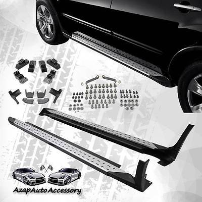 Fit 2007-2009 Acura MDX OE Factory Style Aluminum Running Board Side Step Bar