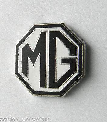 British Car Mg Car Logo Pin For Lapel Pin Badge Approx 1 Inch