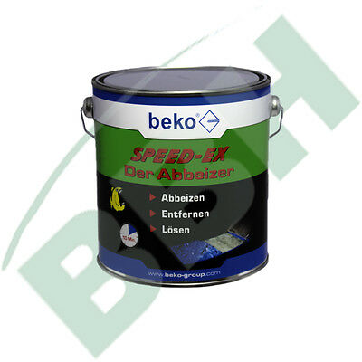 Beko Speed-Ex Der Abbeizer 2,5 L Dose