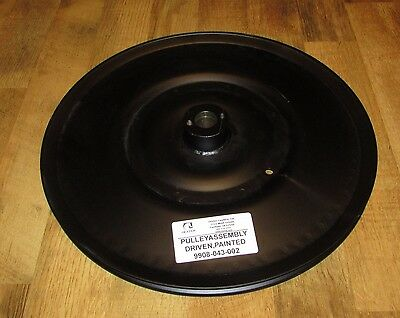 Dexter #9908-043-002 Dryer Pulley Driven for Commercial Dryer