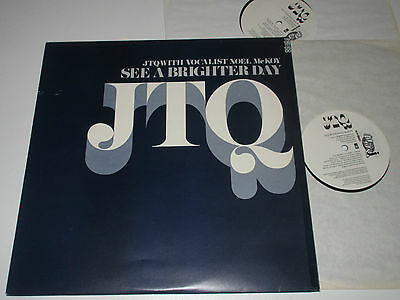 "2x12""/J T Q WITH VOCALIST NOEL McKOY/SEE A BRIGHTER DAY/JTQ PROMO 3"