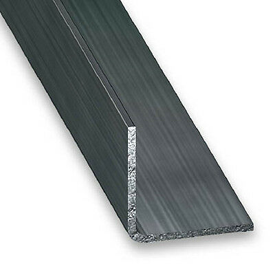 Cold Pressed Steel Equal Angle - 15mm-25mm x 1.5mm x 1m
