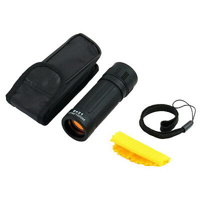 Compact Monocular Telescope Handy Scope for Sports Camping Hunting 8*21 UL