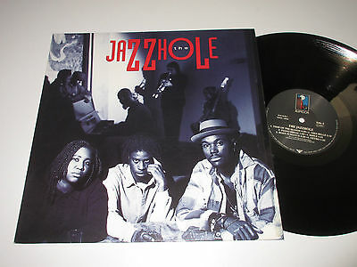LP/ THE JAZZHOLE/BlueMoon 8122-79194-1