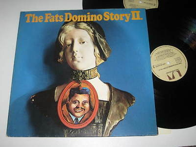 2 Lp/the Fats Domino Story Ii/uas 29334/35 Foc Dlp /ex
