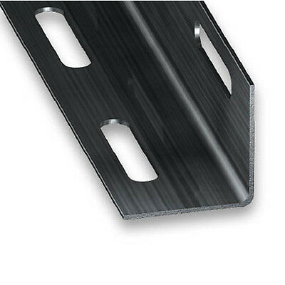 Cold Pressed Steel Perforated Angle - 27mm-38mm x 1.35mm-1.4mm x 1m