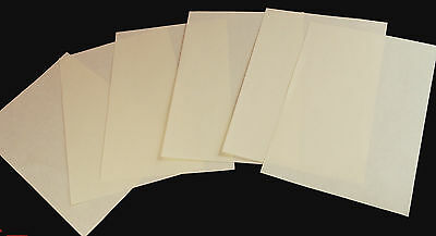 A5 Double Sided Adhesive Sheets
