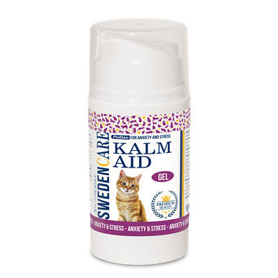 Kalm Aid Gel for Cats 50ml, Premium Service, Fast Dispatch