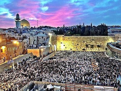 Place a Note in the Western Wall