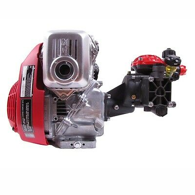 Hypro 9910-D252GRGI Diaphragm Pump with Honda Engine