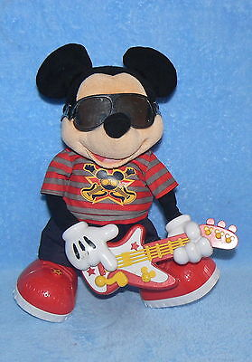 Rock And Roll Mickey Mouse 2001