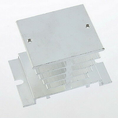 Aluminum Heat Sink For Solid State Relay SSR Small Type Heat Dissipation New UL