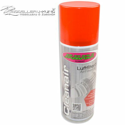 (5,45€/100ml) Neu Jamara Luftfilteröl Clean Air 200ml RC-Car Luftfilteröl 050511