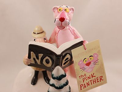 NEW Pink Panther and Inspector Clouseau Music Player. Royal Orleans New in Box