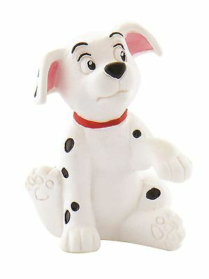101 Dalmatians Rolly Dog Figurine - Disney Bullyland Toy Figure Cake Topper