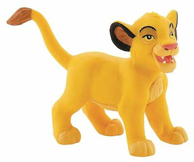 Lion King Young Simba Figurine – Disney Bullyland Toy Figure Cake Topper