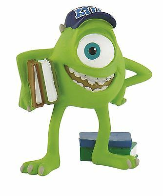 Monsters University Mike Wazowski Figurine - Inc Bullyland Figure Cake Topper