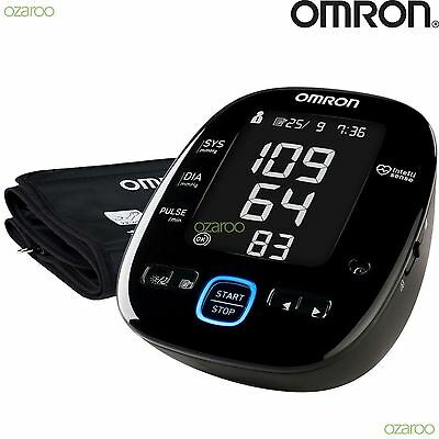 Omron MIT5 Connect Upper Arm Bi-Link Irregular Heartbeat Blood Pressure Monitor