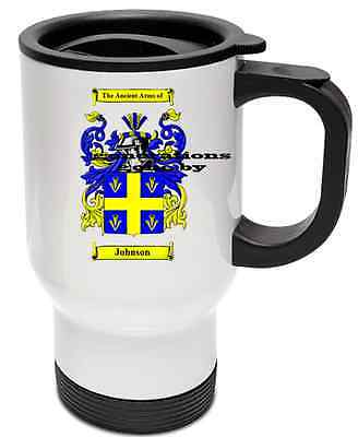 COOPER COAT OF Arms Travel Mug - £12 99 | PicClick UK