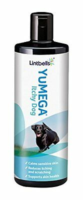 Yumega Itchy Dog 500ml, Premium Service, fast dispatch