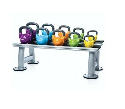 Reebok Home Gym Kettlebell Dumbbell Weight Storage Display Stand Rack