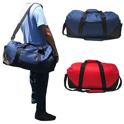 d2ccbbc8f13a 30 Lot Large Duffle Duffel Bags Travel Sports Gym Luggage 21
