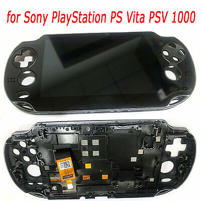 Replacement Lcd Display & Digitizer  Uk Seller For Ps Vita 1000 Psp Uk Seller