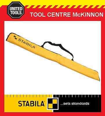 "STABILA 1200mm SPIRIT LEVEL PADDED CARRY BAG – SUIT UP TO 1200mm / 48"" / 4FT"