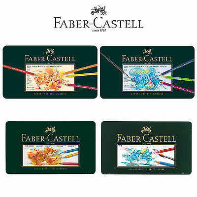 Faber Castell Color Pencils Polychromos Watercolour Albrecht Dürer Tin of 120 72