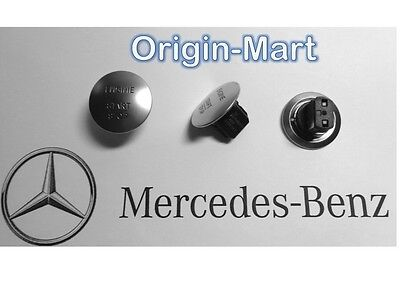 OEM Mercedes Benz (1) Keyless Go Button Engine Ignition Start Stop #2215450714