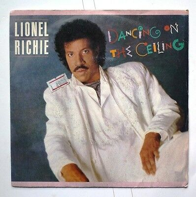 "06121 45 giri - 7"" - Lionel Richie -dancing on the ceiling -Love will find a way"