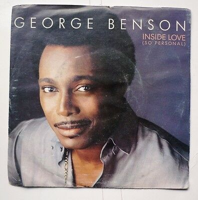 "06052 45 giri - 7"" - George Benson - Inside love - In search of a dream"