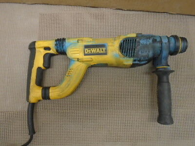 Dewalt D25223 D-Handle Three Mode Sds 120V,  Rotary Hammer .